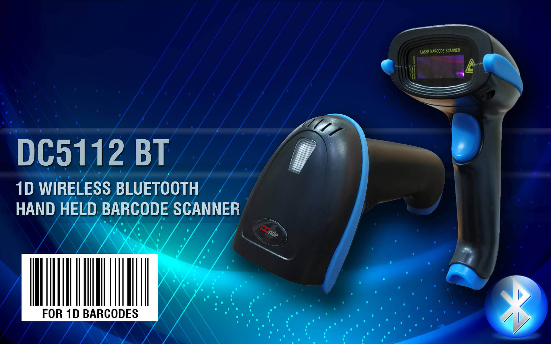 1 d wireless Barcode Scanner