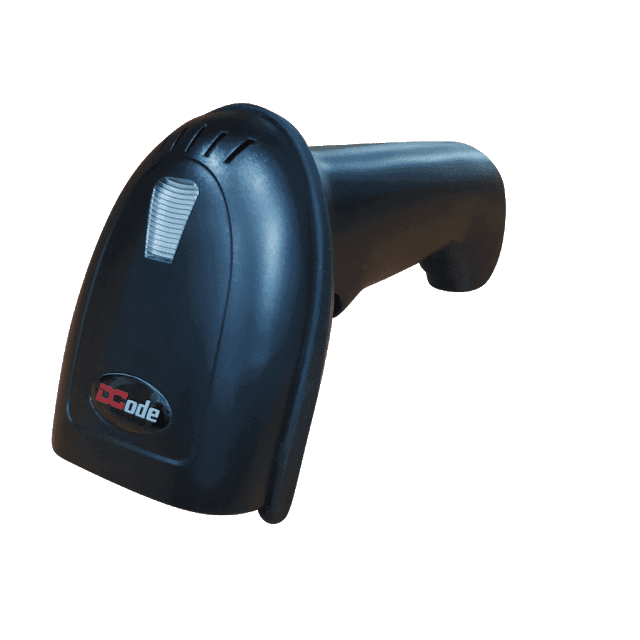how does barcode scanning system work
