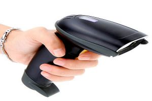 Handheld-Barcode-Reader